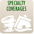 Client Services, Specialty Coverages - Offered through H&K Insurance Agency in Watertown, MA