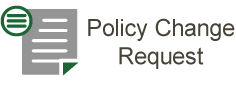 policy change request