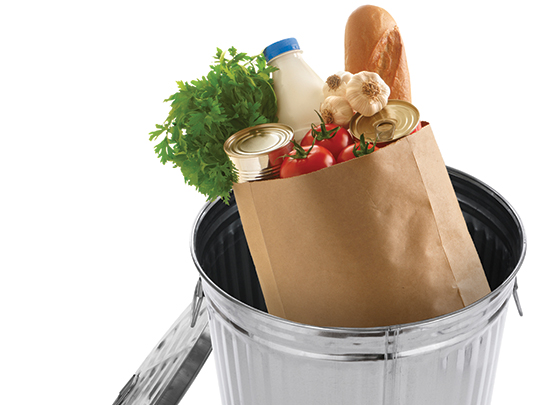 I Noticed That All The Food E Wred In Brown Paper Or Pole Cups And No Trash Can Existed Place Here S Proof