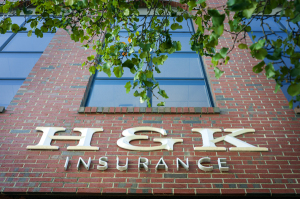 H&K Insurance Building Front